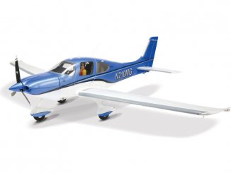 Cirrus SR-22T 1.5m SAFE Select BNF Basic
