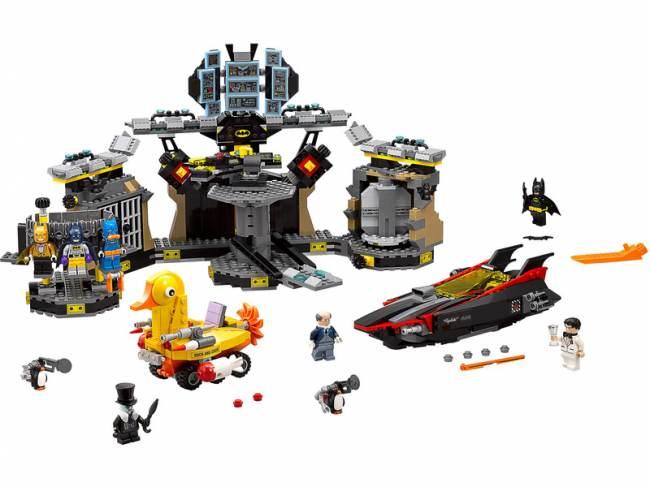 LEGO Batman Movie - Vloupání do Batcave