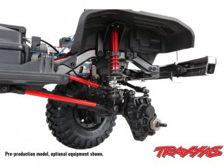 TRX-4: Long Arm Lift Kit