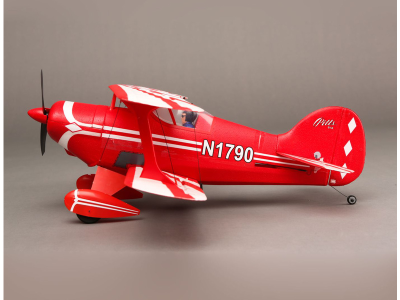 Micro Pitts S-1S AS3X BNF Basic