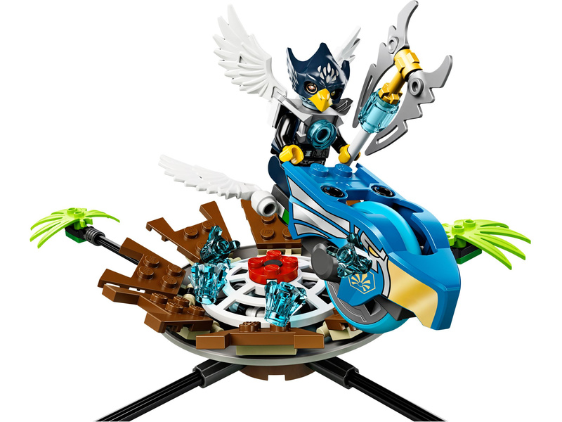 LEGO Chima - Trefa do hnízda