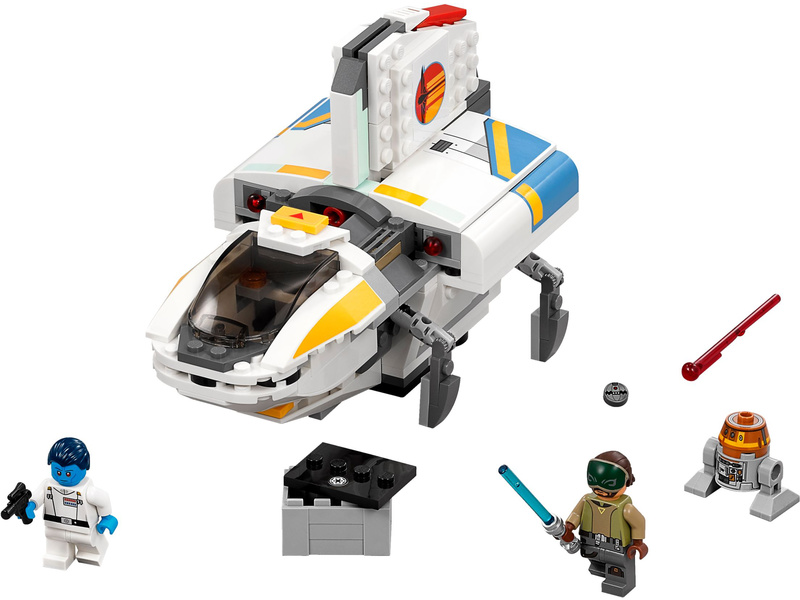 LEGO Star Wars - Phantom
