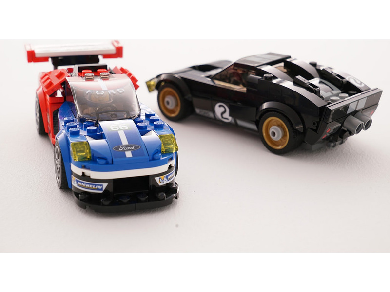 LEGO Speed Champions - 2016 Ford GT & 1966 Ford GT40