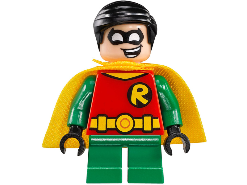 LEGO Super Heroes - Mighty Micros: Robin vs. Bane