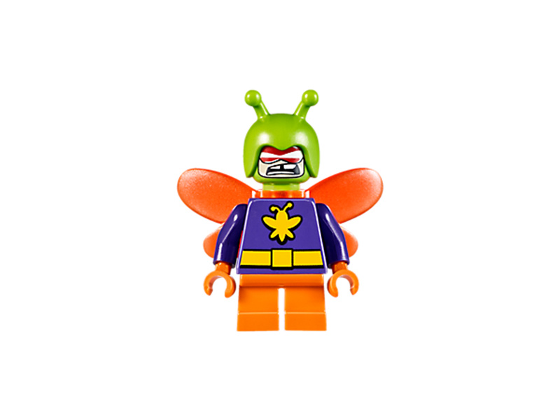 LEGO Super Heroes - Mighty Micros: Batman™ vs. Killer Moth™