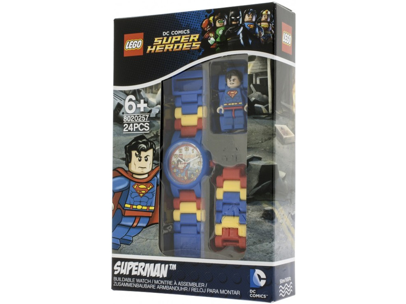 LEGO DC Super Heroes hodinky Superman