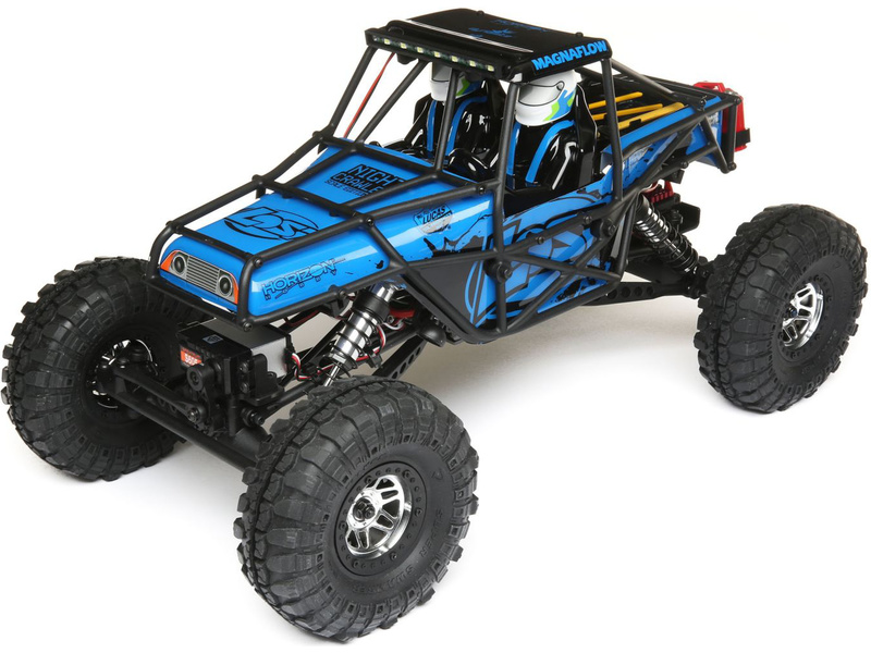 Losi Night Crawler SE 1:10 4WD modrá
