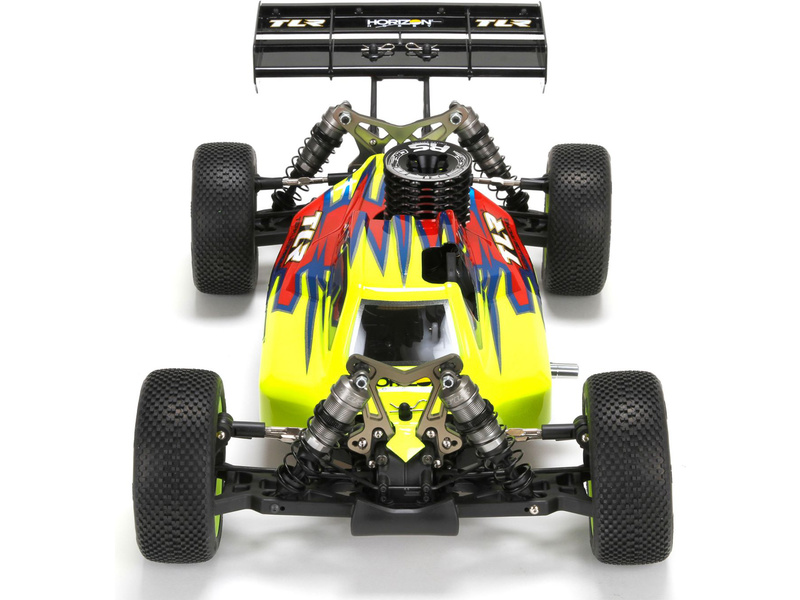 TLR 8ight Buggy 1:8 4.0 Race Kit
