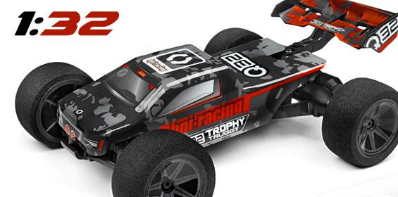 Nové Q32 modely od HPI